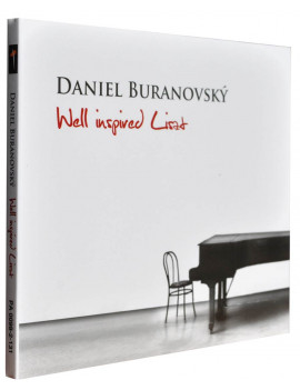 Well inspired Liszt - Daniel Buranovský Piano 7,91 € Music Store
