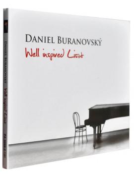 Well inspired Liszt - Daniel Buranovský Piano 7,91€ Music Store