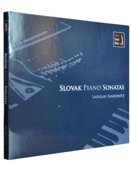 Slovak Piano Sonatas - Ladislav Fanzowitz €7.91 Music Store