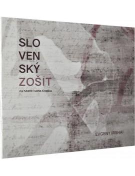 Slovenský zošit Jevgenija Iršaia 9,49€ Music Store