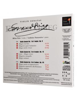 Edvard Grieg - Violin Sonatas 13,45€ Music Store