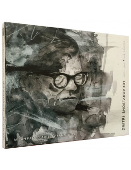 Dmitri Shostakovich - Violin and Viola Sonatas 13,45 € Music Store