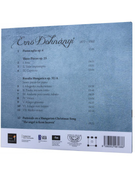Ernő Dohnányi vol. 2 - Ladislav Fanzowitz / piano €9.49 Music Store