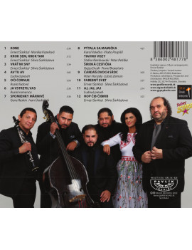 Gypsy Devils - Kone €9.49 Music Store