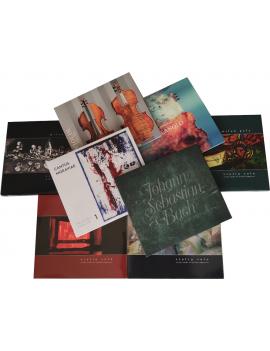 Milan Pala - husle sólo, 17 CD set 82,50€ Music Store