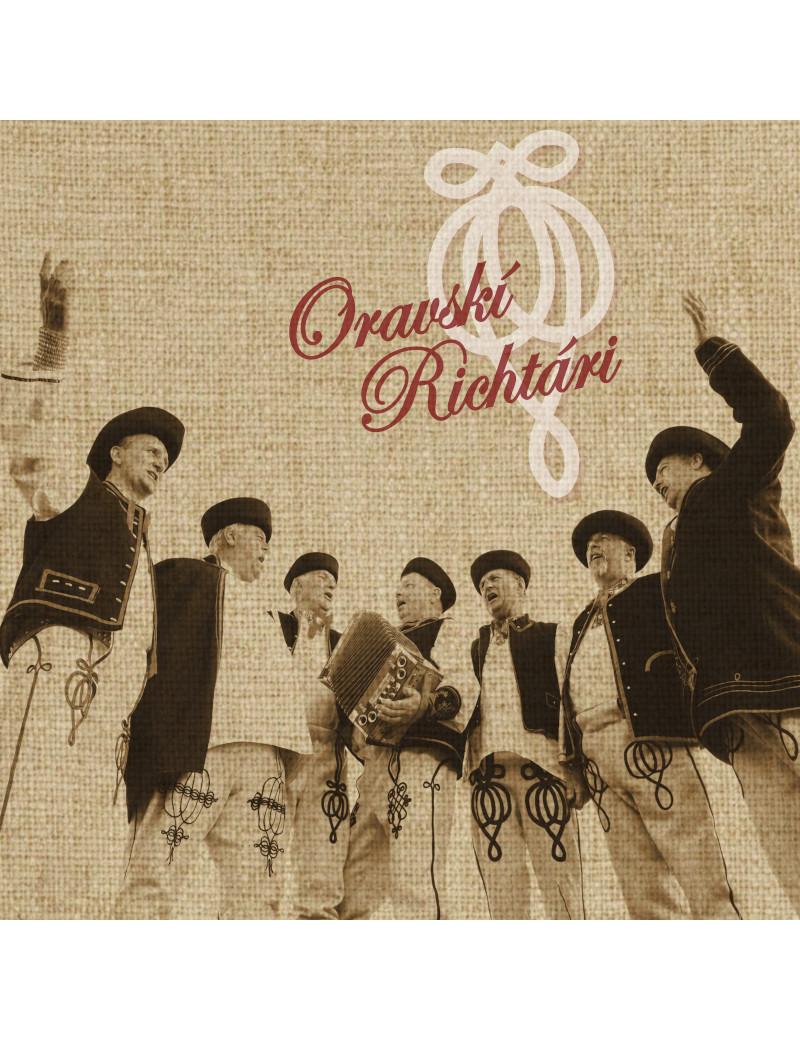 Oravskí richtári €6.33 Music Store