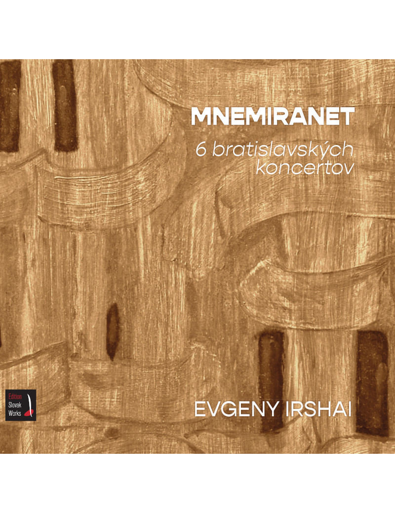 Mnemiranet - 6 bratislavských koncertov €9.49 Music Store