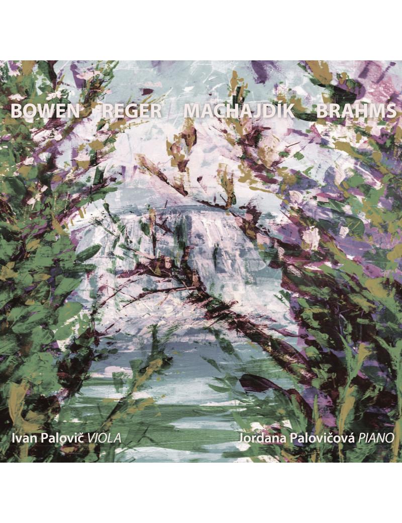 Bowen-Reger-Machajdík-Brahms 8,70€ Music Store