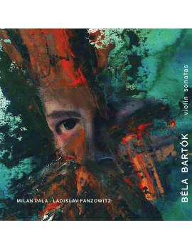 Béla Bartók - Violin Sonatas