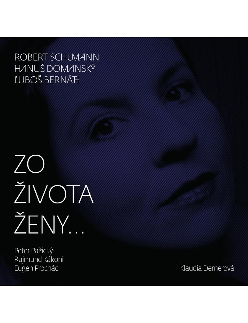 Klaudia Dernerová - Zo života ženy... €7.91 Music Store