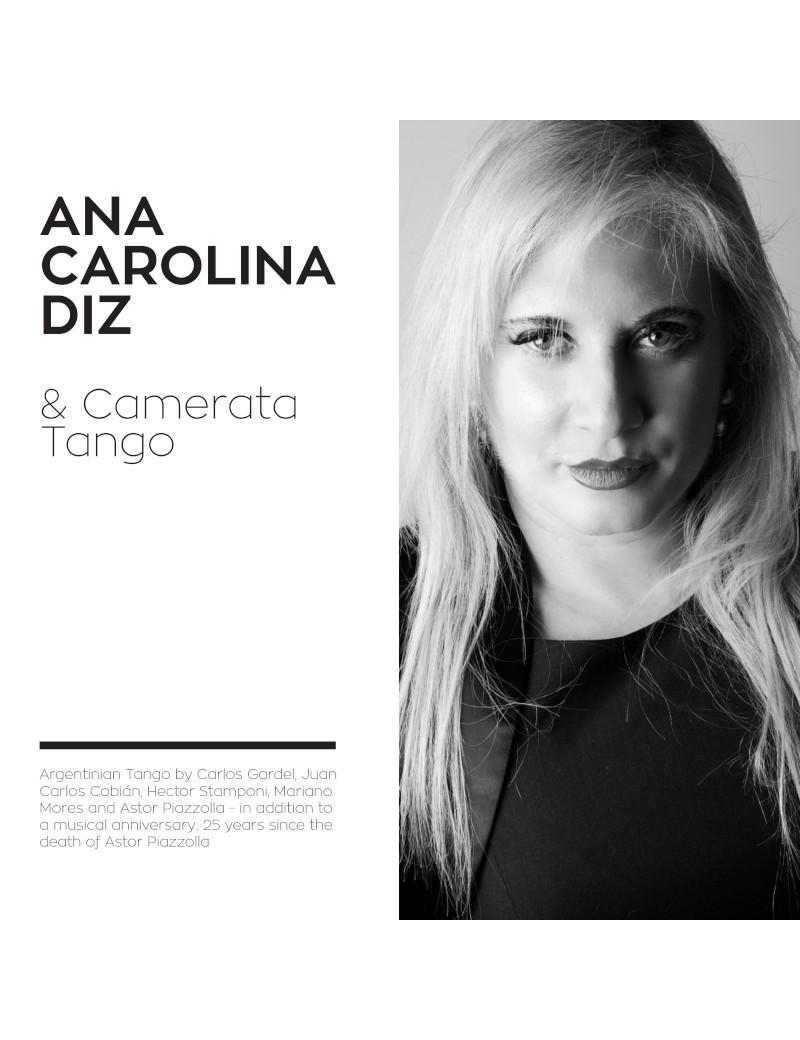 ANA CAROLINA DIZ & Camerata Tango 7,91€ Music Store