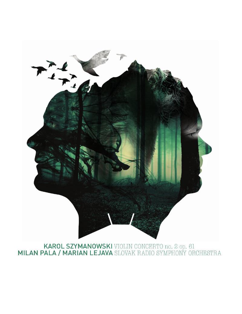 Karol Szymanowski - Concerto no.2 for Violin & Orchestra - Pala, Lejava & SRSO €19.79 Music Store