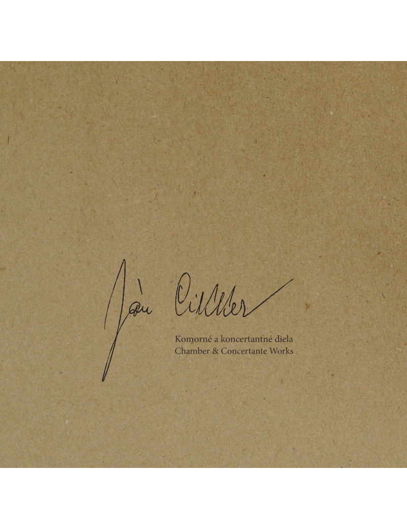 Ján Cikker • Chamber & Concertante Works €11.87 Music Store
