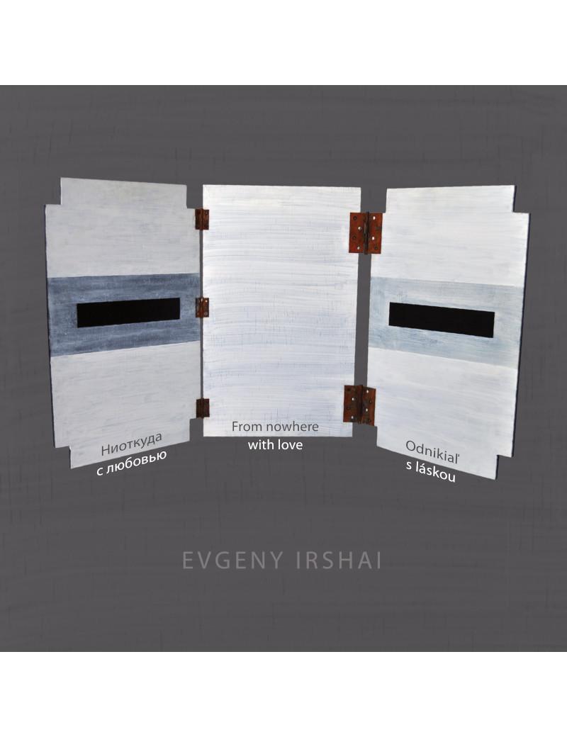 Odnikiaľ s láskou  - Evgeny Irshai 9,49€ Music Store
