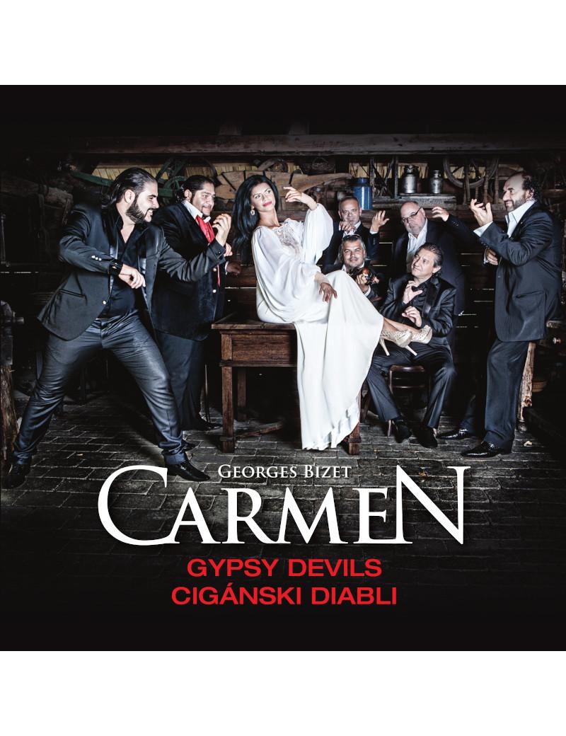 CARMEN - Gypsy Devils €9.49 Music Store