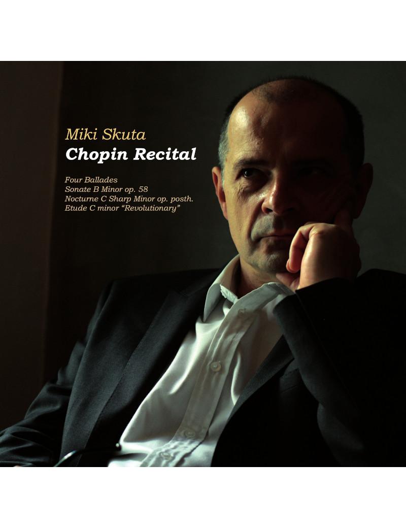 Miki Skuta - Chopin Recital 7,91€ Music Store