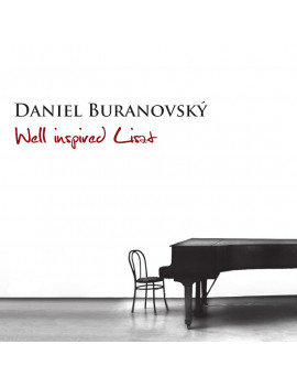 Well inspired Liszt - Daniel Buranovský Piano