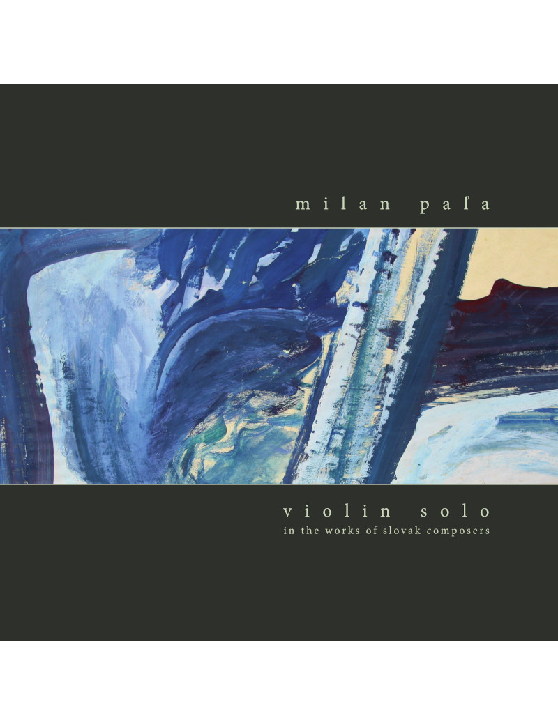 Violin Solo 3 - Milan Paľa 15,04€ Music Store