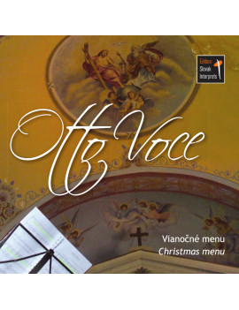 Christmas menu - Otto voce