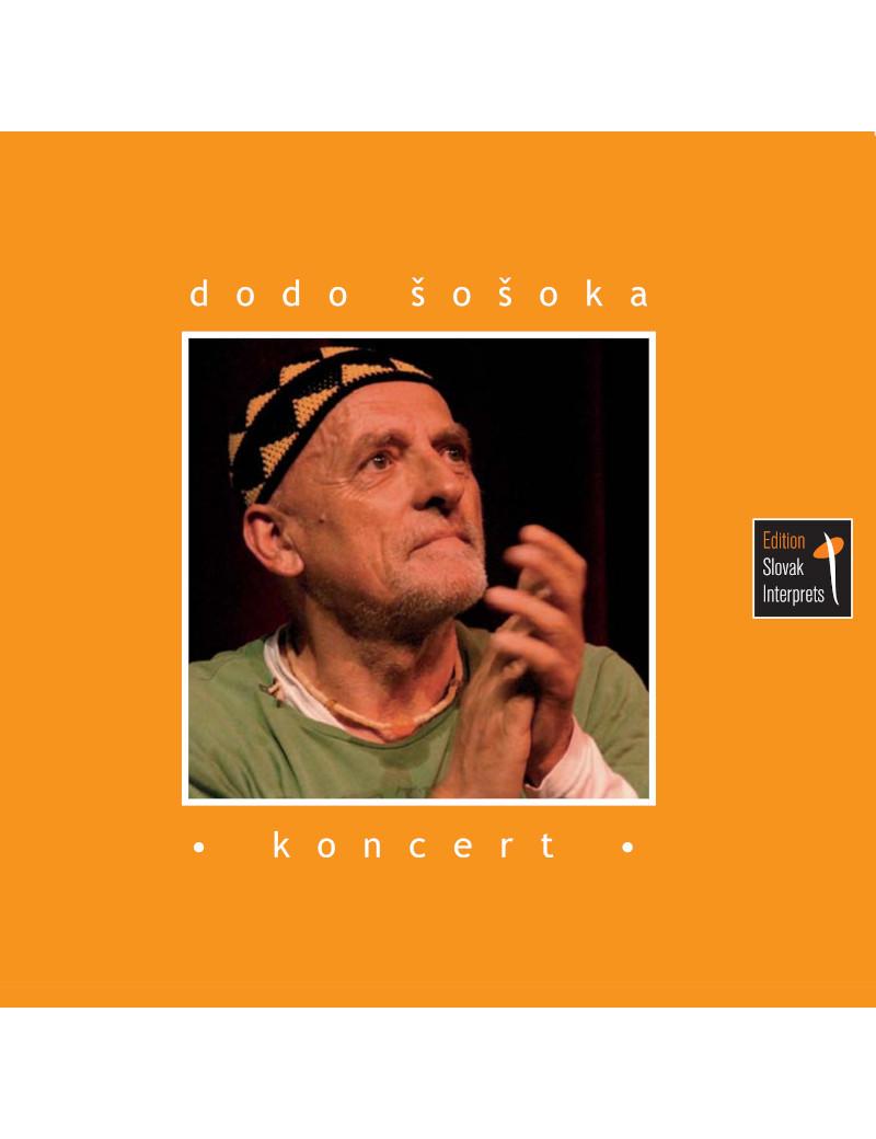 Dodo Šošoka - koncert 7,91€ Music Store