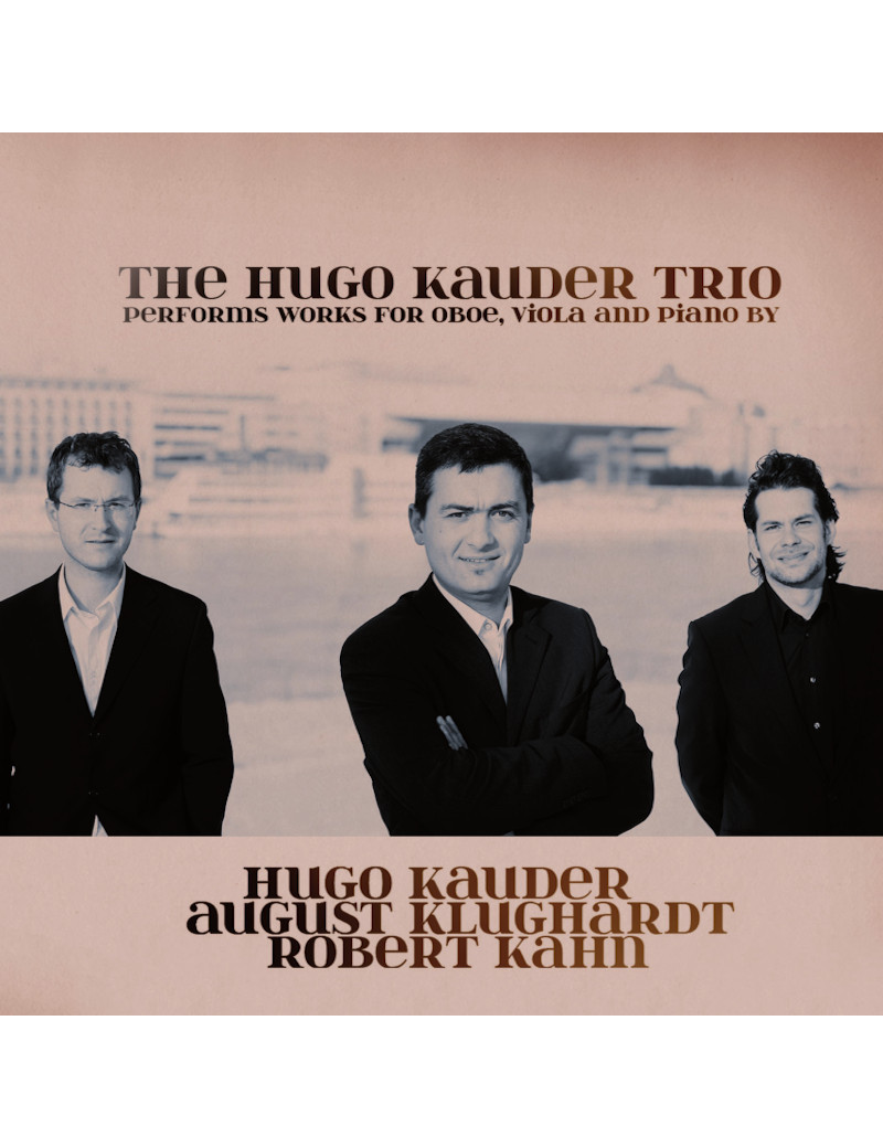 The Hugo Kauder Trio €7.91 Music Store
