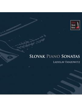 Slovak Piano Sonatas - Ladislav Fanzowitz 7,91€ Music Store