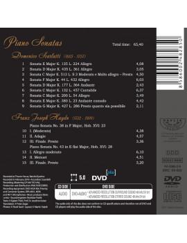 Scarlatti Haydn Sonatas - Boris Lenko €9.49 Music Store