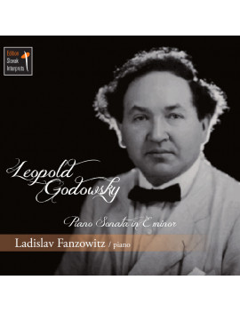 Leopold Godowsky - Piano Sonata in E minor €7.91 Music Store