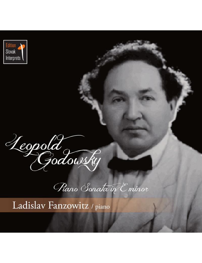 Leopold Godowsky - Piano Sonata in E minor 7,91€ Music Store