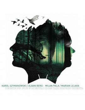 Koncerty pre husle a orchester - Pala, Lejava & SOSR download