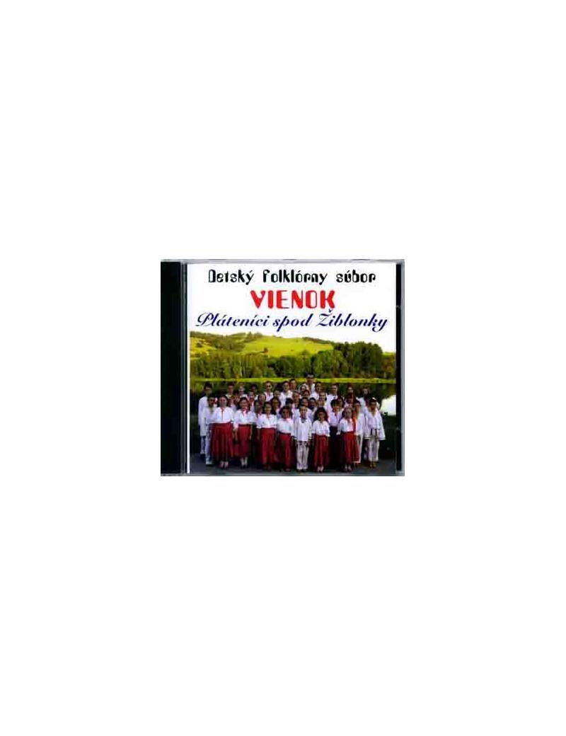 Pláteníci spod Žiblonky - Vienok 4,74€ Music Store