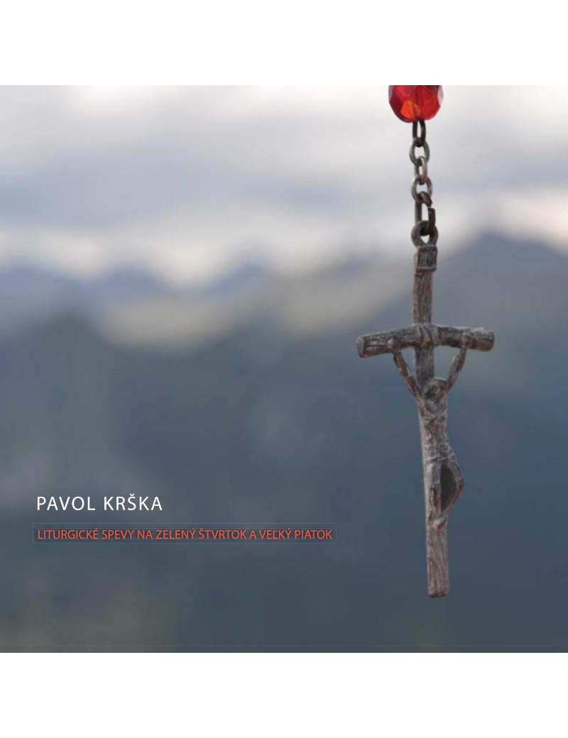 Pavol Krška -  Liturgické spevy na zelený štvrtok a veľký piatok 7,12€ Music Store