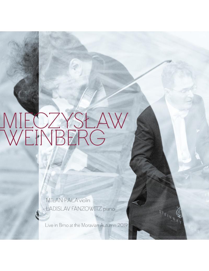 Mieczysław Weinberg - Live in Brno 13,45€ Music Store