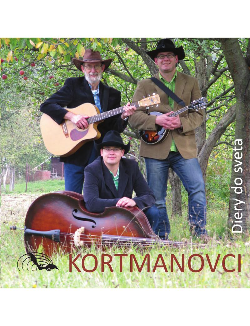 KORTMANOVCI - Diery do sveta 6,33€ Music Store