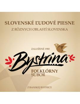 Bystrina - Slovenské ľudové piesne z rôznych oblastí Slovenska 6,33€ Music Store