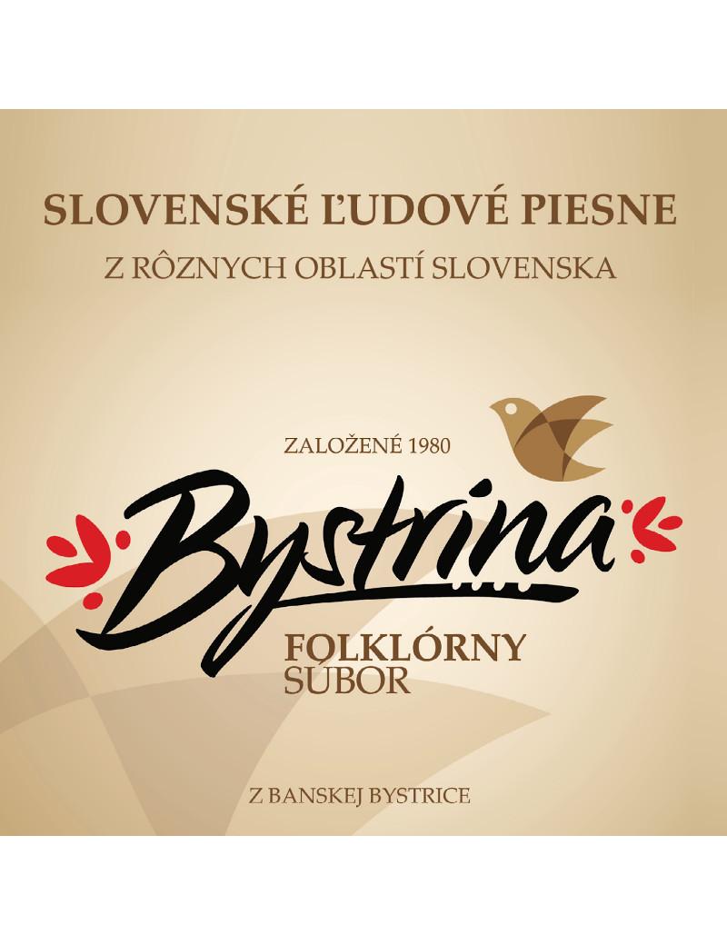 Bystrina - Slovak Folk Songs from Various Regions of Slovakia €6.33 Music Store