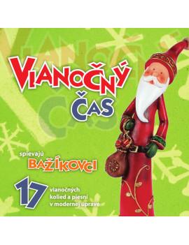 Vianočný čas - Bažíkovci €3.95 Music Store