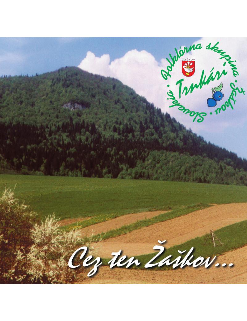 Cez ten Žaškov - Trnkári €6.33 Music Store