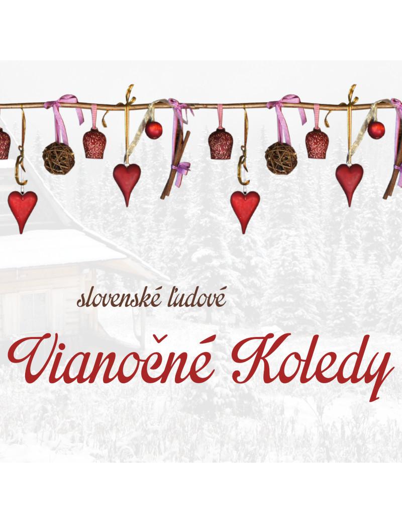 Slovenské ľudové vianočné koledy 3,95€ Music Store