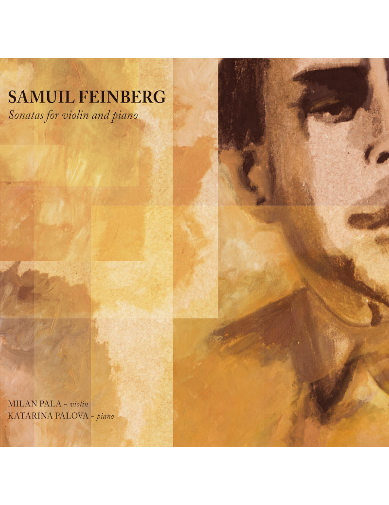 Samuil Feinberg - Sonatas for violin and piano 9,49€ Music Store