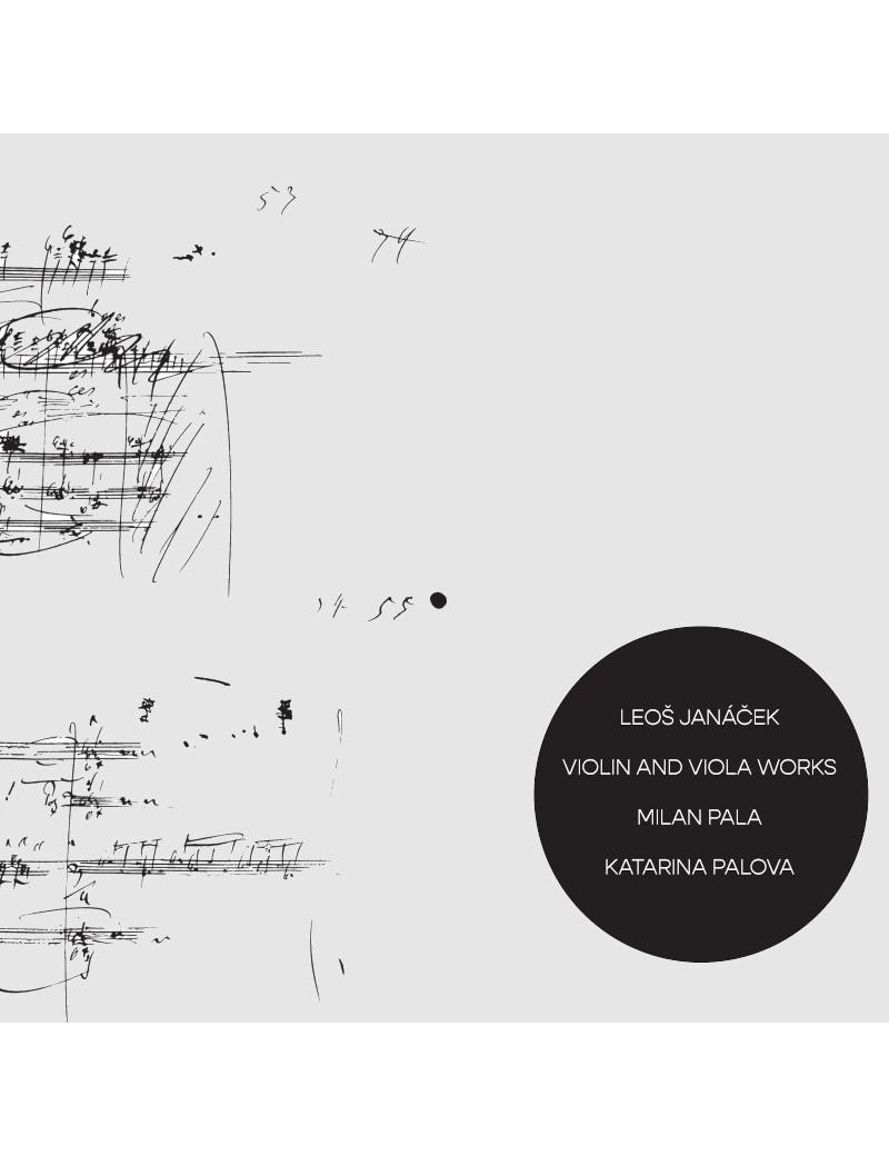 Leoš Janáček - Violin and Viola Works €9.49 Music Store