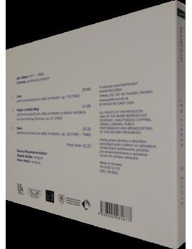 Ján Cikker • About life, symphonic triptych €11.87 Music Store