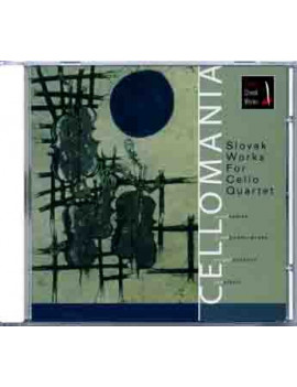 CELLOMANIA - Slovak Works For Cello Quartet €7.91 Music Store