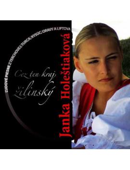 Cez ten kraj Žilinský - Holeštiaková €6.67 Music Store