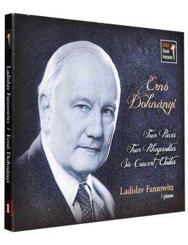 Ernő Dohnányi vol. 1 - Ladislav Fanzowitz / piano 7,91€ Music Store
