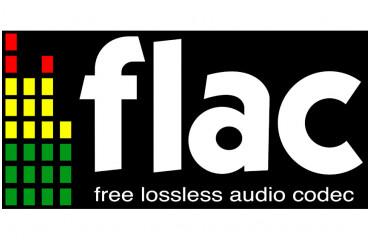 FLAC bezstrátový audio formát
