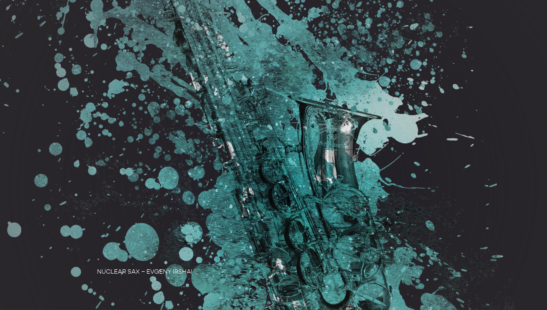 Evgeny Irshai je autorom hudby tohto albumu so zameraním na saxofóny